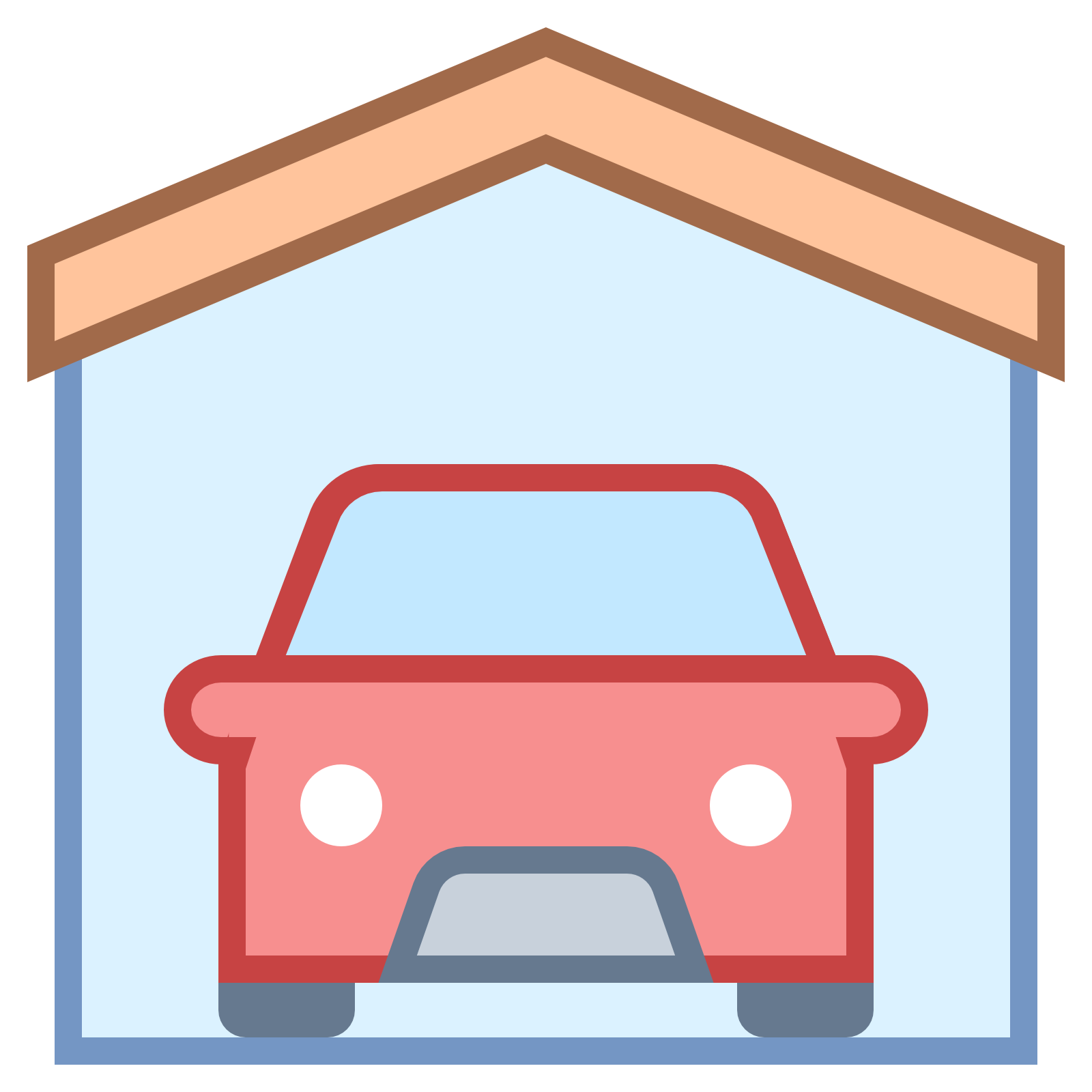 Garage clipart auto garage, Garage auto garage Transparent ...