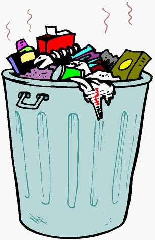 Stinky . Garbage clipart