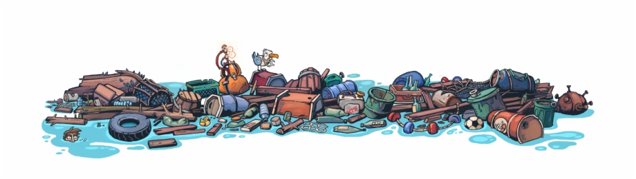 Png transparent cartoon clip. Garbage clipart animated
