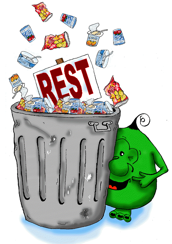 Garbage clipart cartoon. Gtpcuninaefsjan page with question