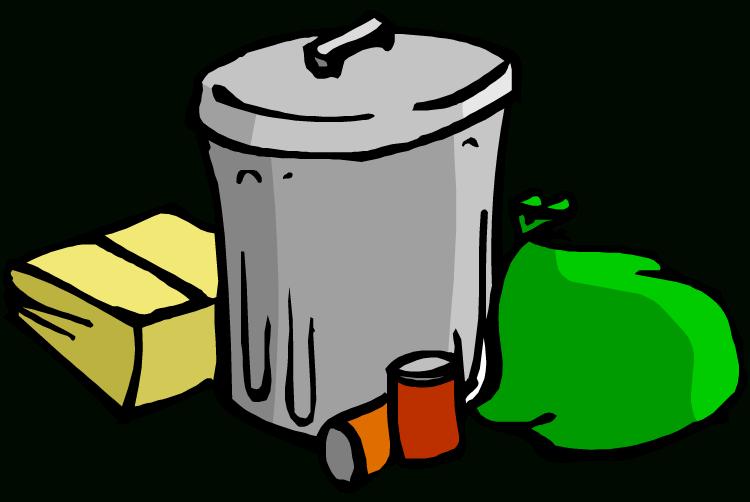 garbage clipart cartoon