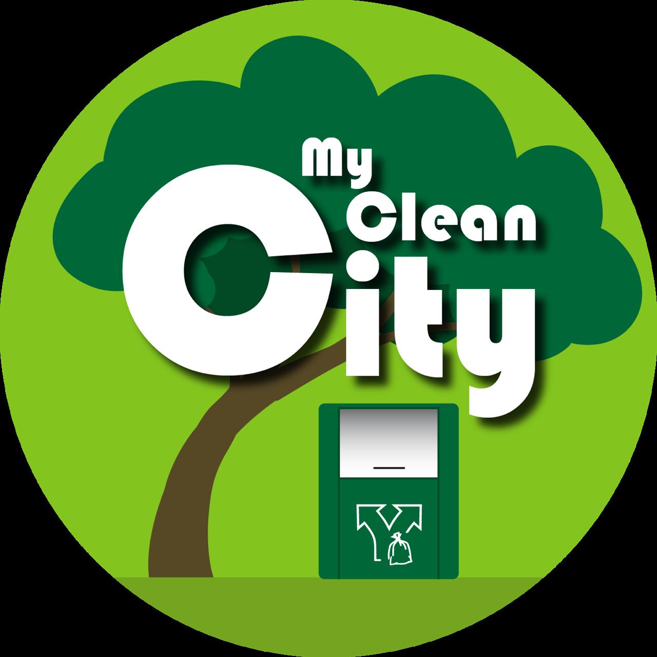 Garbage clipart clean neighborhood. Mycleancity app accenture innovation