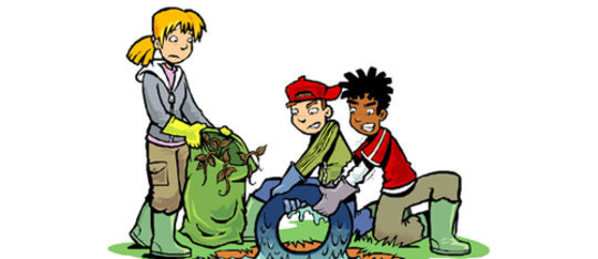 Cleanup environment earth day. Garbage clipart clean neighborhood