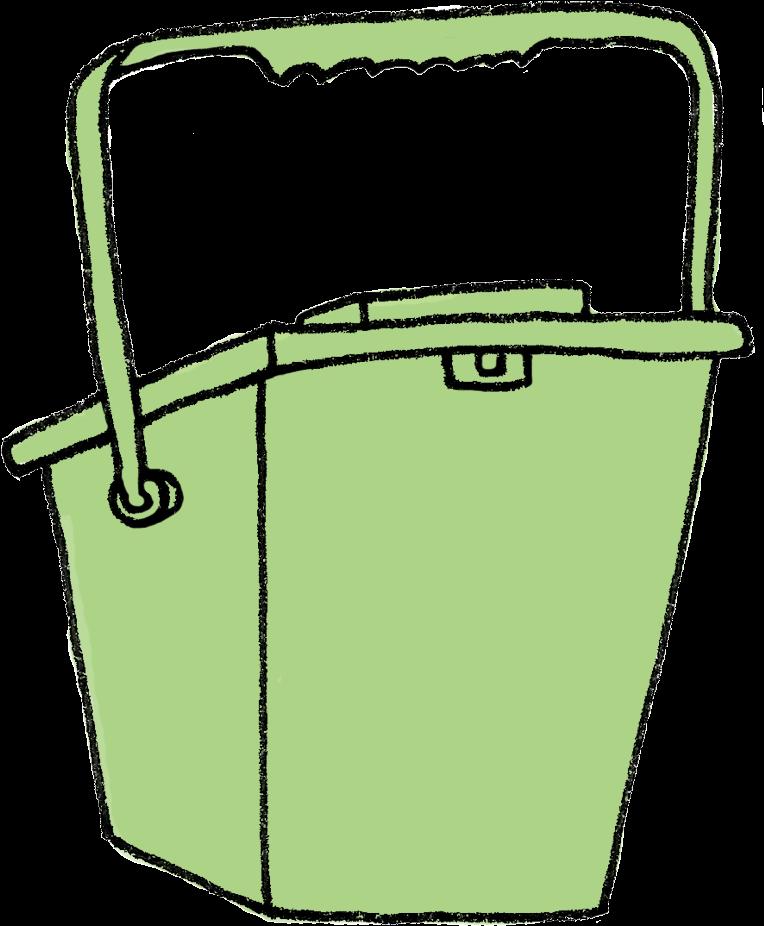 Bin clip art png. Garbage clipart compost heap