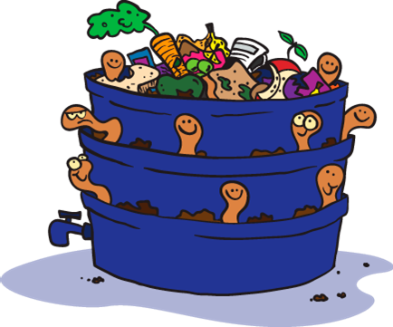 How to make an. Garbage clipart compost heap