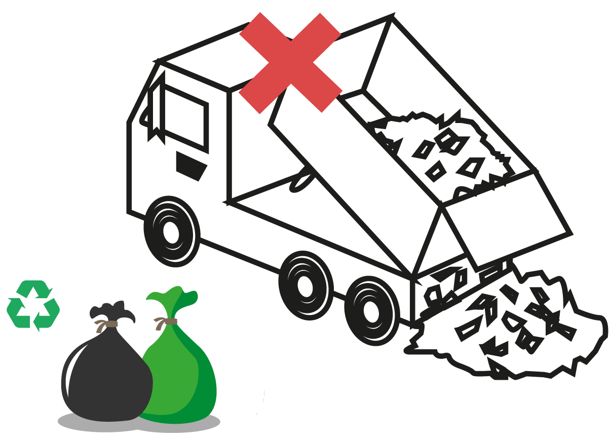 Pollution clipart truck. Landfill drawing at getdrawings