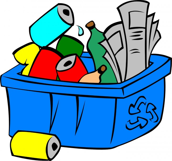 Collection in brussels explained. Garbage clipart dry waste