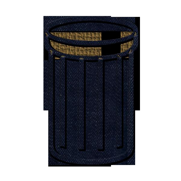 Trash can png transparent. Garbage clipart dusbin