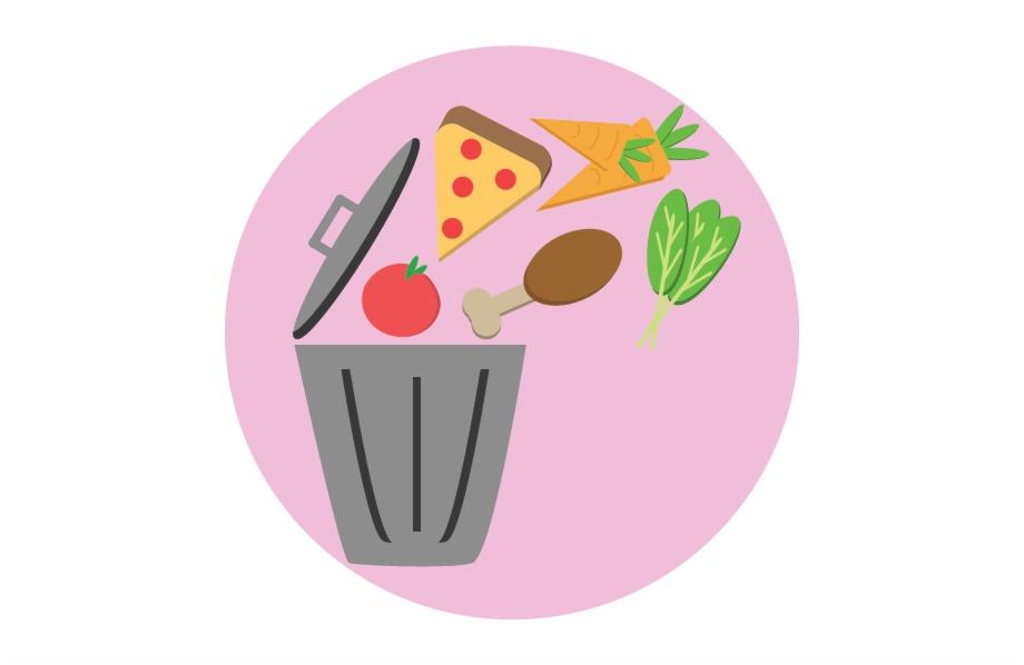 Garbage clipart food garbage. Waste icons png free