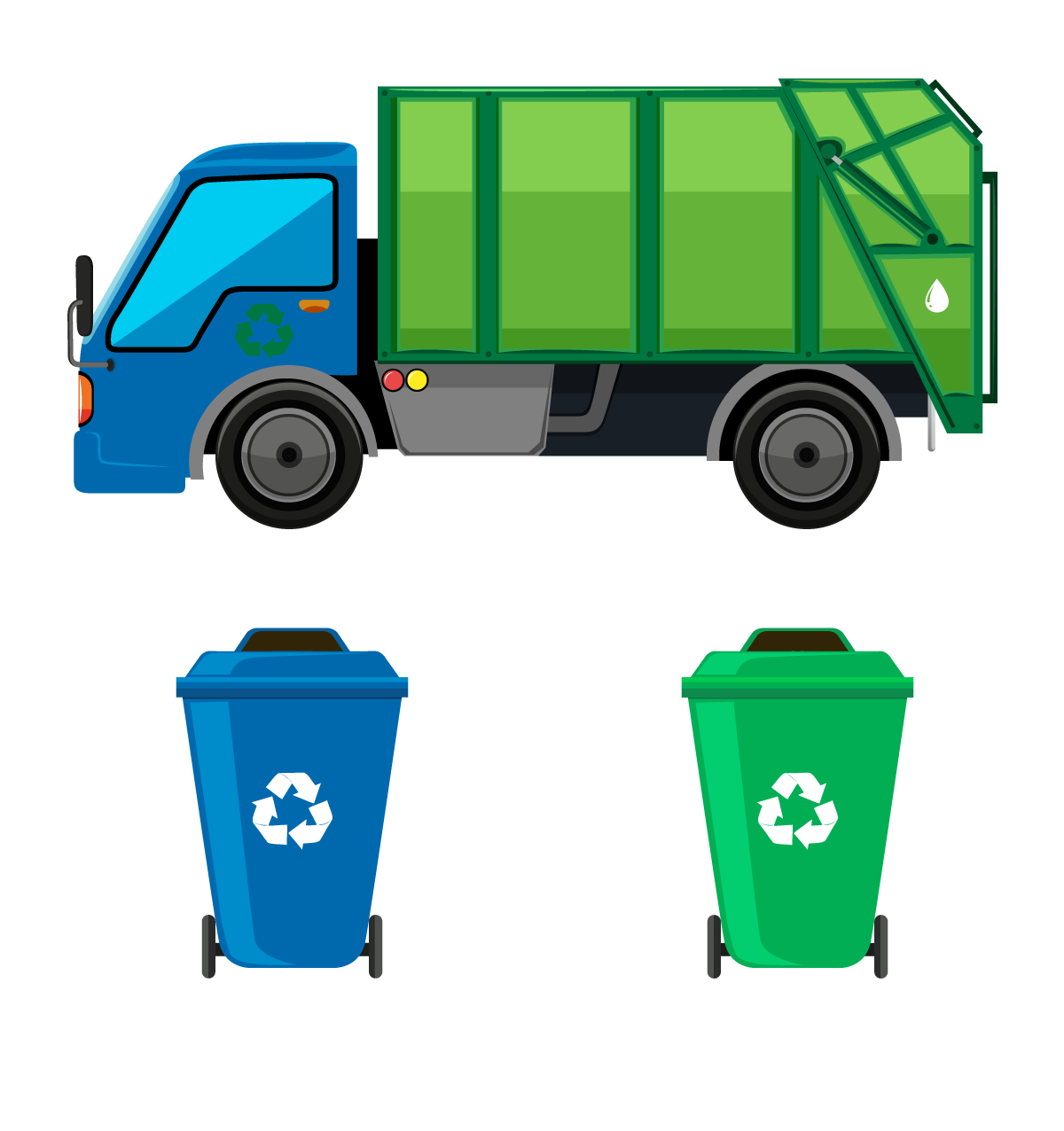 Garbage clipart garbage cleaning. Trash collection new england