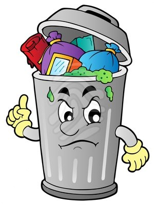 clipartlook. Garbage clipart garbage place