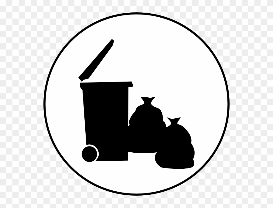 Symbol room icon png. Garbage clipart garbage sign