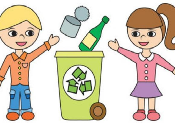 Garbage clipart in school. Denr emb invest the