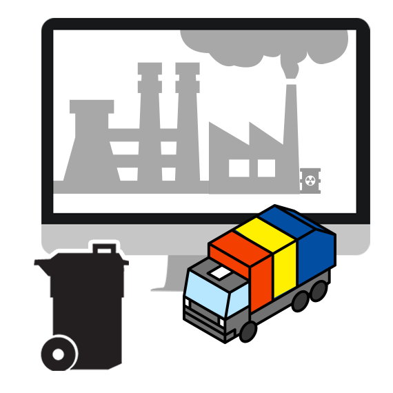 How are modern management. Garbage clipart industrial waste