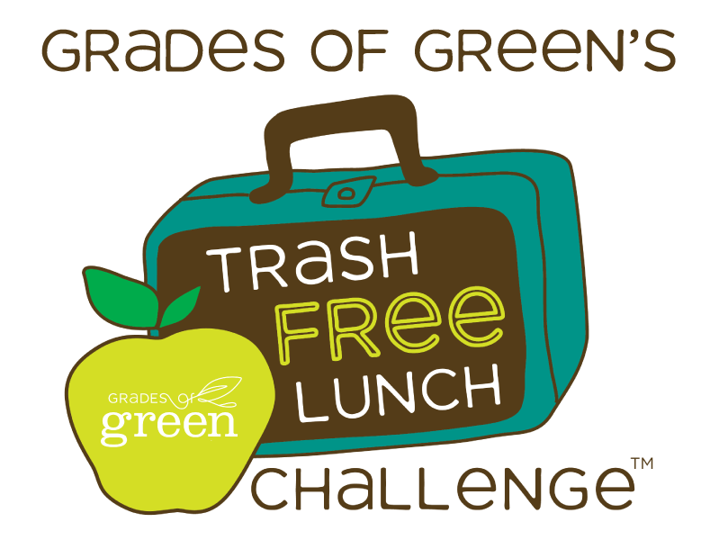 Luncheon clipart lunchtime. Trash free lunch challenge