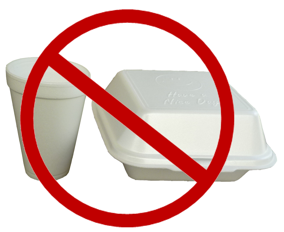 Environmentally acceptable food packaging. Garbage clipart litter