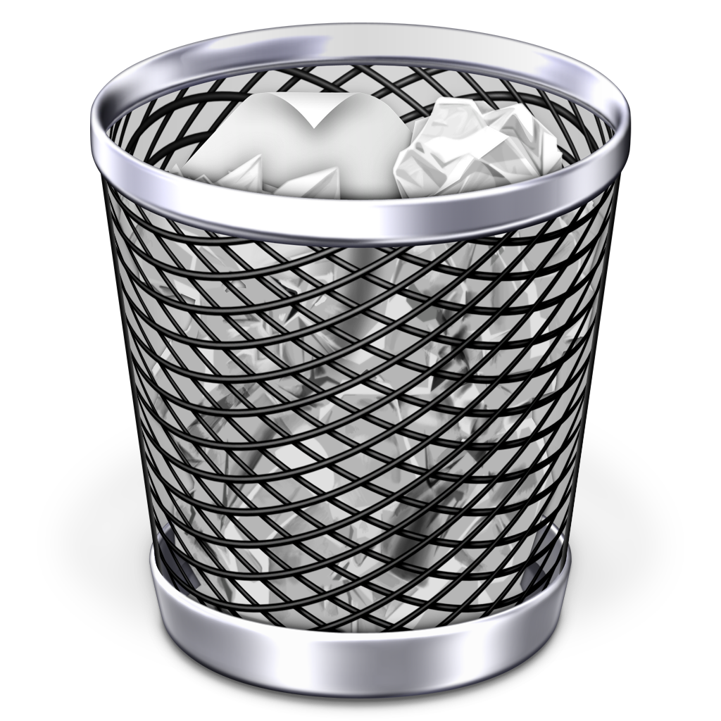 Garbage clipart paper. Trash can png transparent