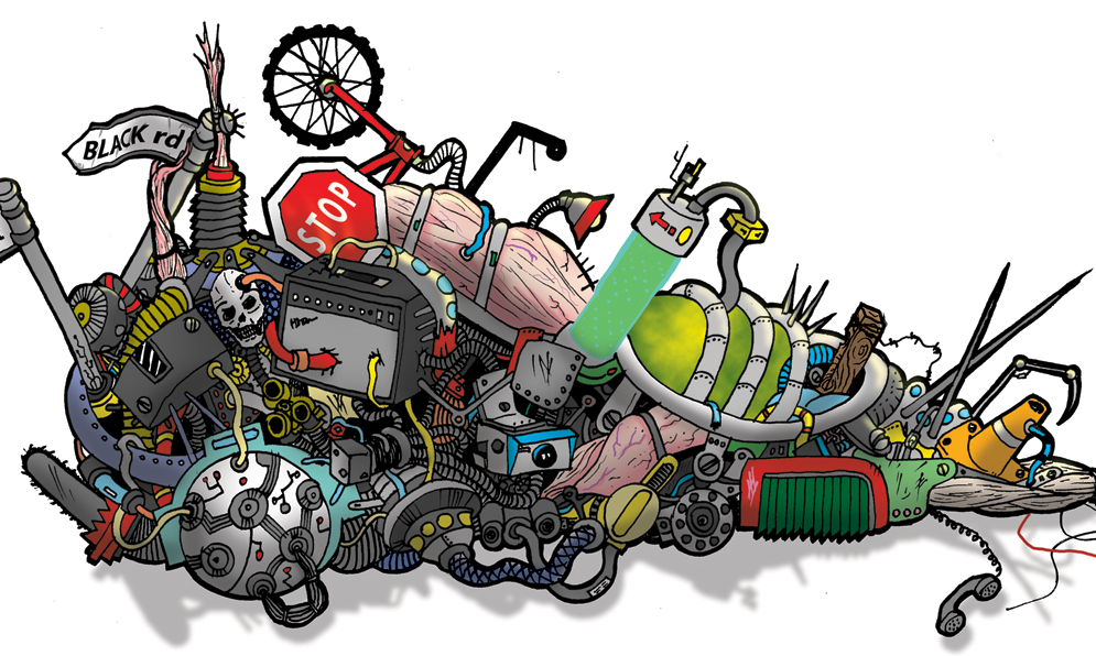 Garbage clipart pile junk. Free cliparts download clip
