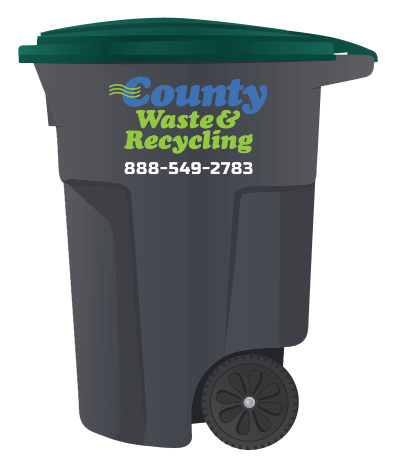 Single stream county waste. Magazine clipart recycling