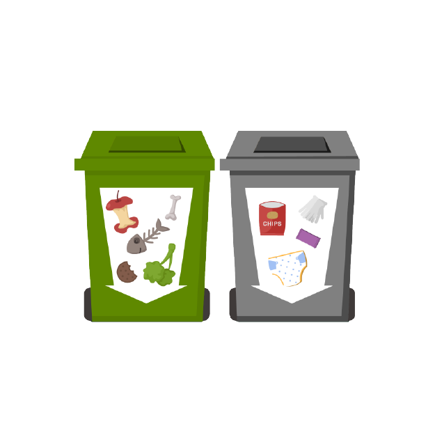 Holiday waste reduction tips. Garbage clipart plastic wrapper