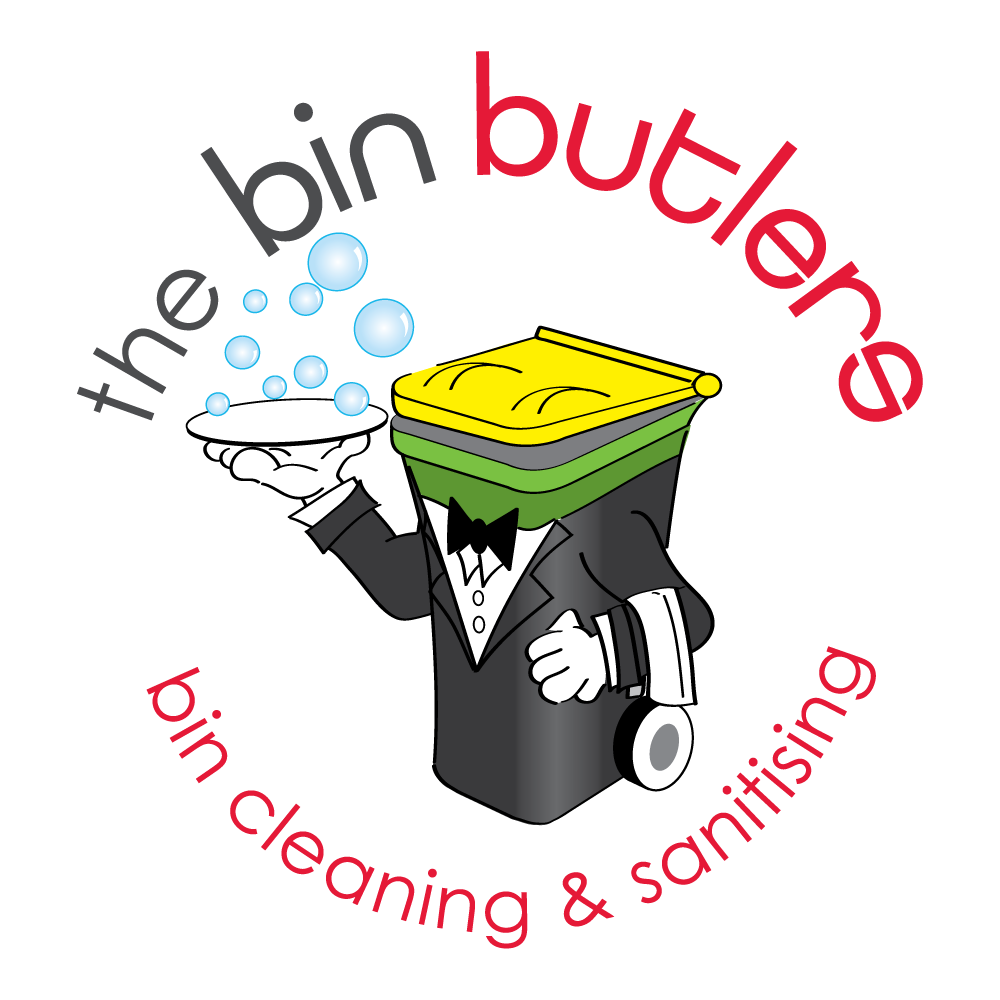 Garbage clipart pleasant smell. The bin butlers odour