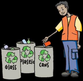 Garbage clipart proper waste management. Free download best on
