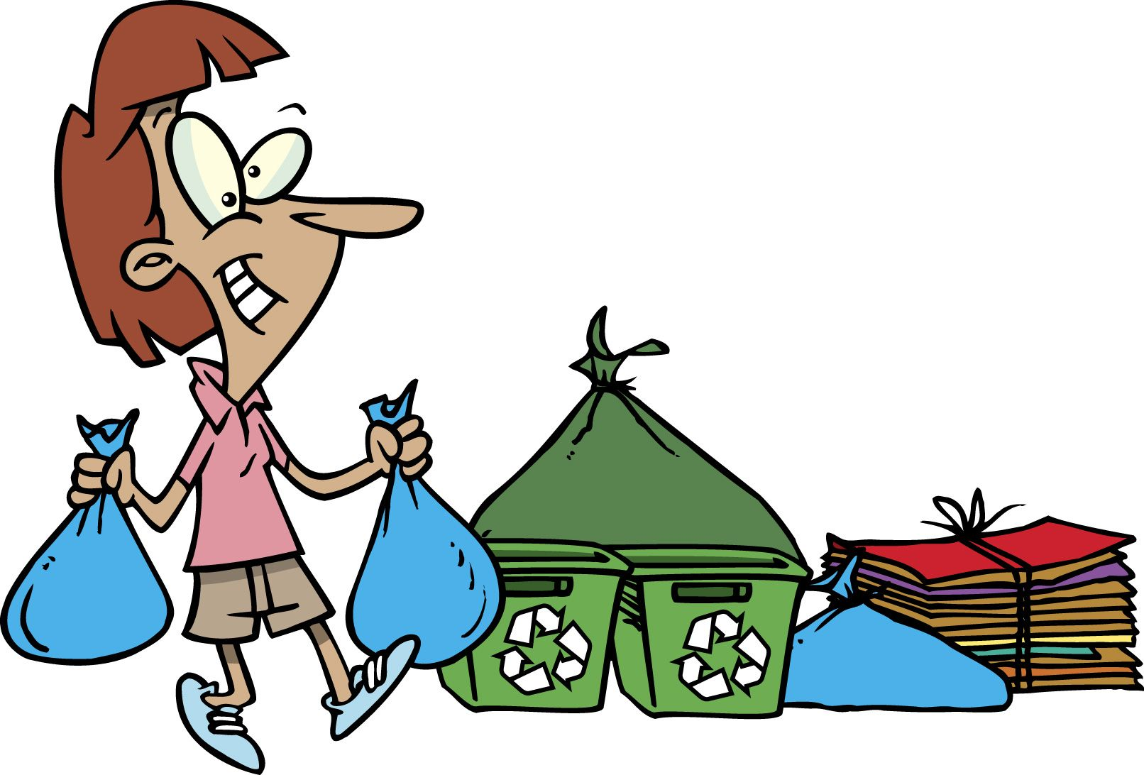Collection of free download. Garbage clipart proper waste management