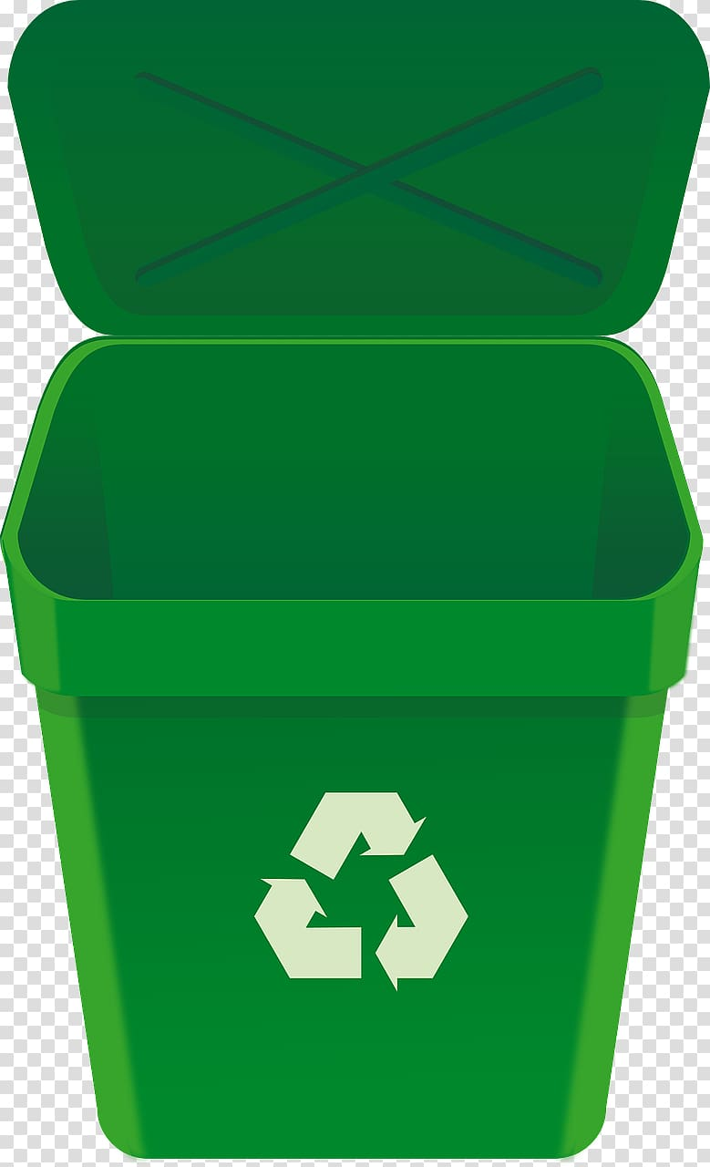 Recycling waste container boy. Garbage clipart recycle bin