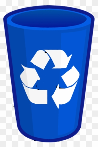 Garbage clipart recycle bin. Free png bins clip