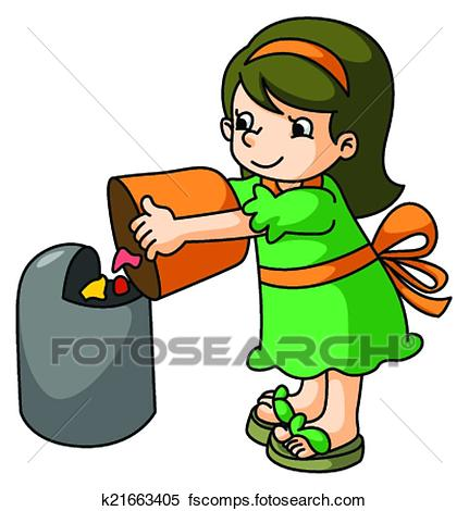 Garbage clipart road clipart. Free download best