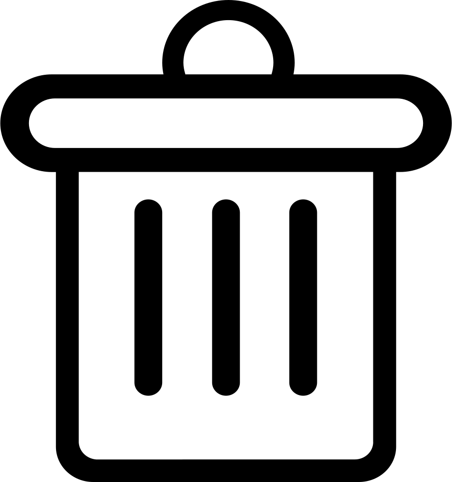 To clean up the. Garbage clipart separate