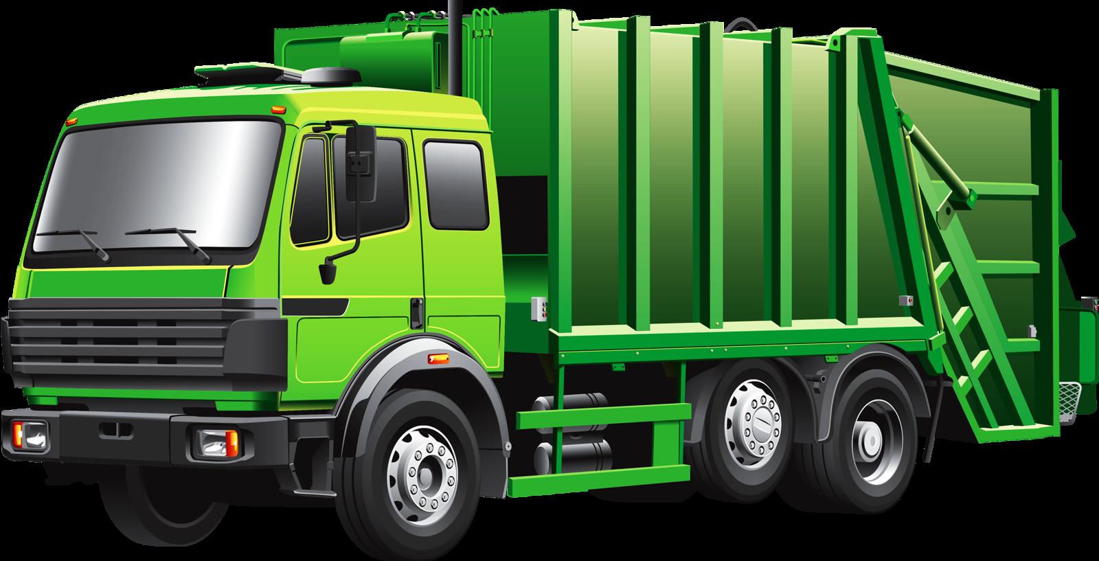 Garbage clipart track.  clip art transportation