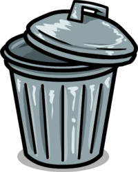 Garbage clipart track. Cell is like a