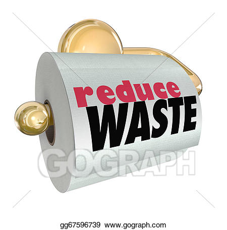 Garbage clipart waste reduction. Clip art reduce use