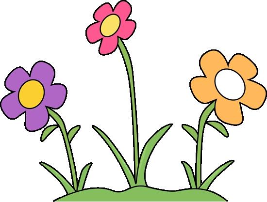 Garden clipart. Flower cliparts