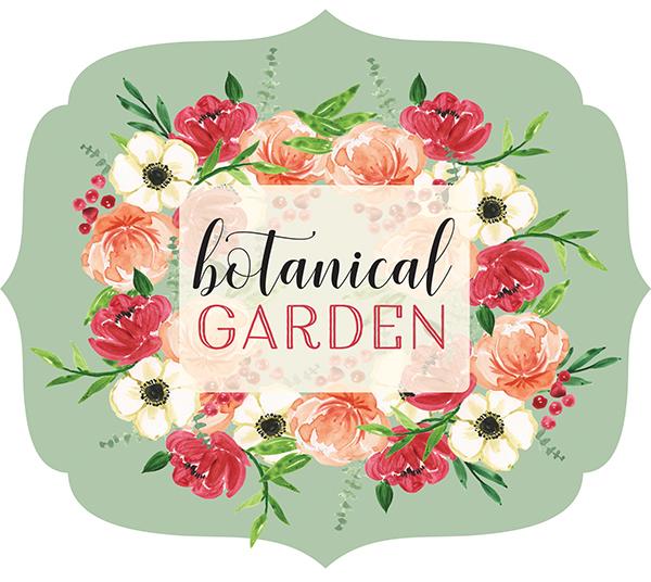 garden clipart botanical garden