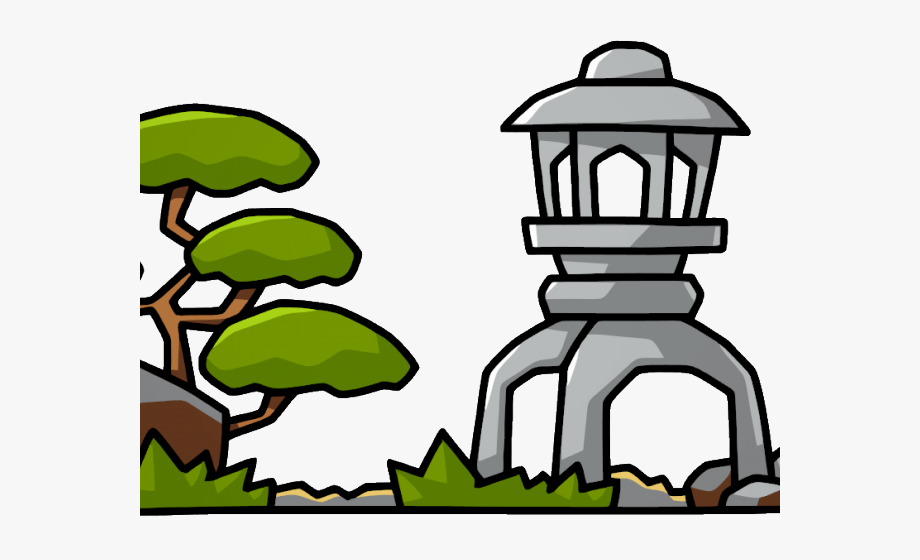 Japanese png . Gate clipart garden club