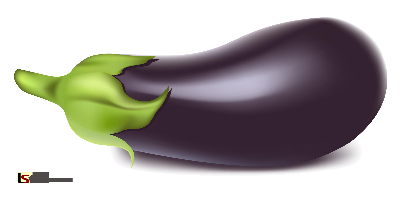 Garden clipart eggplant.  pinterest
