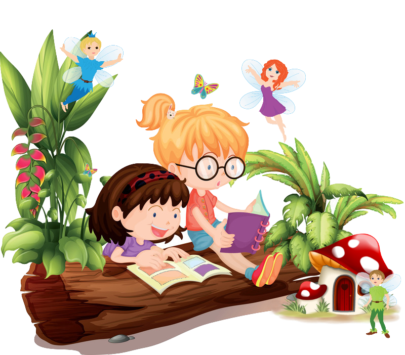 Enchanted education program fairy. Garden clipart garden supply