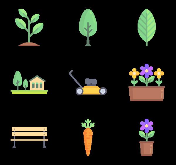 Gardener clipart garden spade. Gardening tools icons free