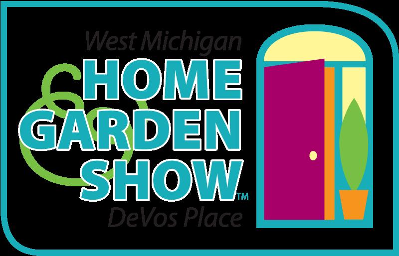 West michigan show . Garden clipart home garden