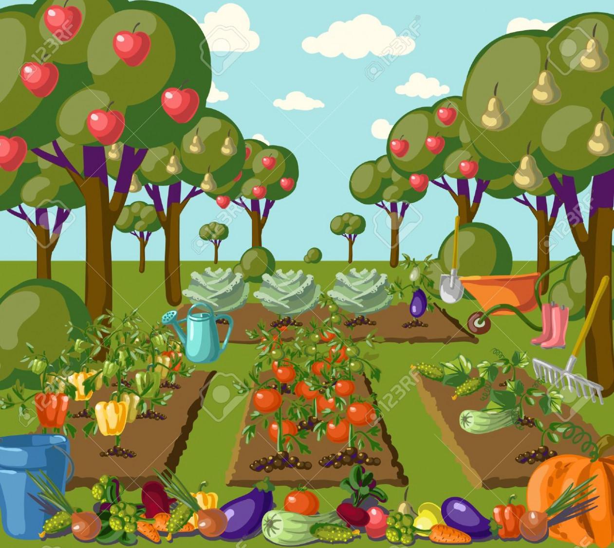 Gardening clipart jardin. Clipground garden clip art