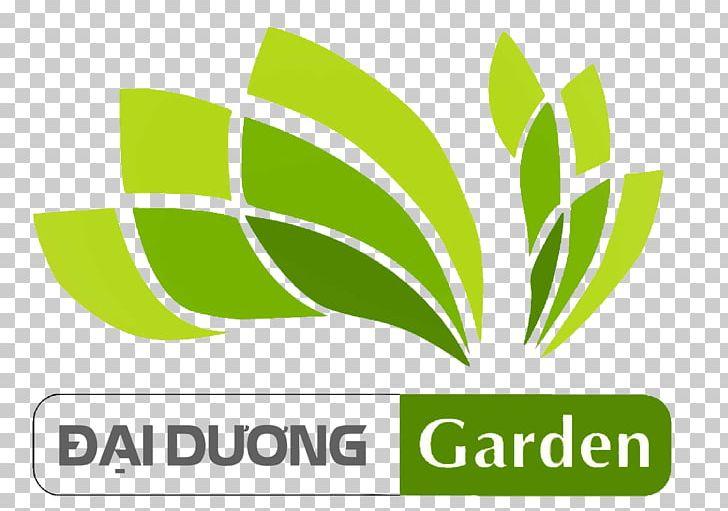 Ornamental plant tree design. Garden clipart logo