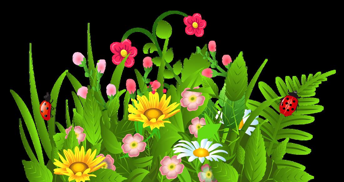 Garden clipart logo. Tuscan school pta drip