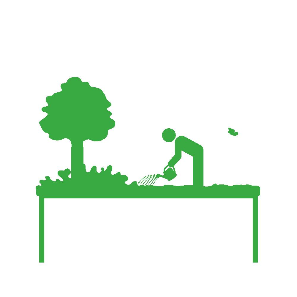 Garden clipart logo. Company logos green roof