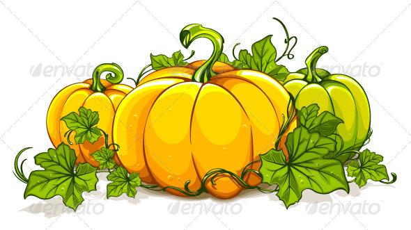 Pumpkin clipart garden. Free cliparts download images