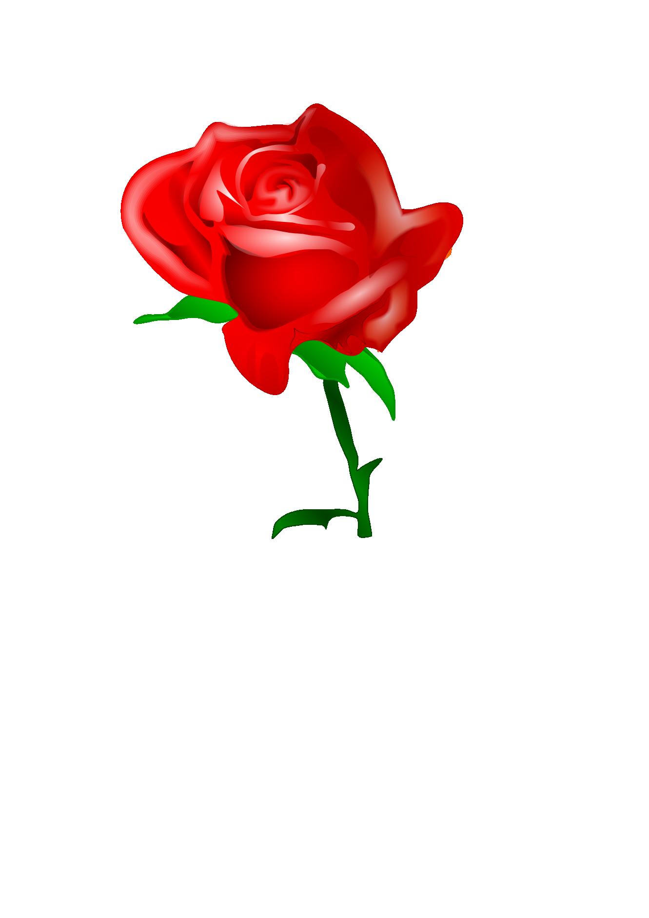 Gardener clipart family. Rose garden at getdrawings