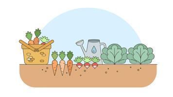 Garden clipart vegitable. Veggie add printable to