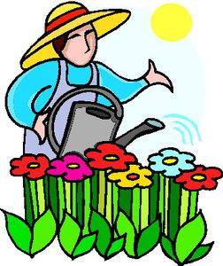 Gardener clipart. Gardening clip art picgifs