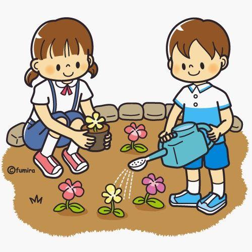 Gardening free download best. Gardener clipart childrens garden